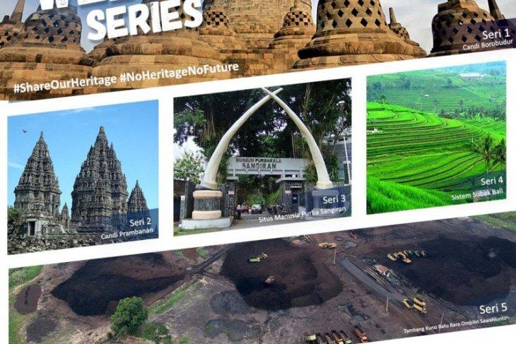 Pecinta wisata budaya diajak kenali 5 situs warisan dunia di Indonesia