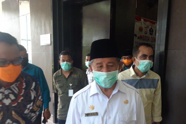 Istri dan menantu Gubernur Maluku Utara positif COVID-19