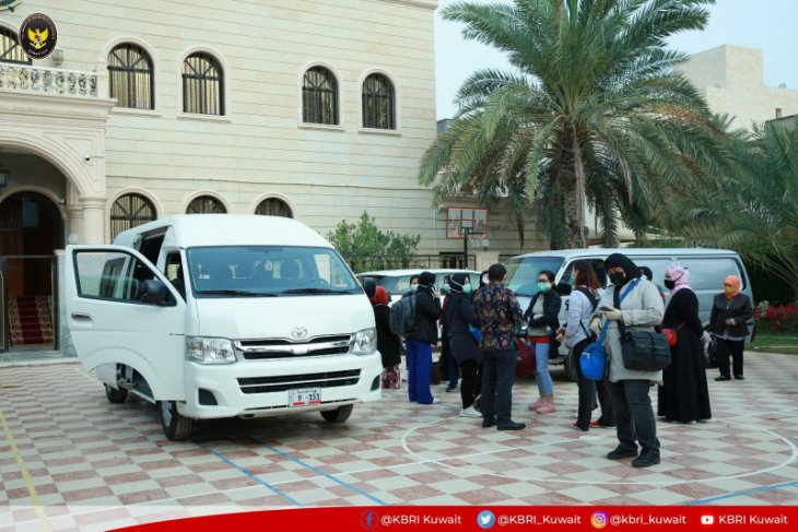 47 Indonesian nurses contracted COVID-19 in Kuwait
