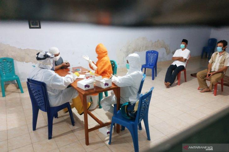 Pasien positif COVID-19 di Kota  Makassar bertambah 487 kasus