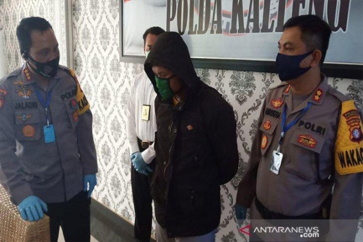 Penyebar video tiga remaja putri live IG buka bra ditetapkan tersangka