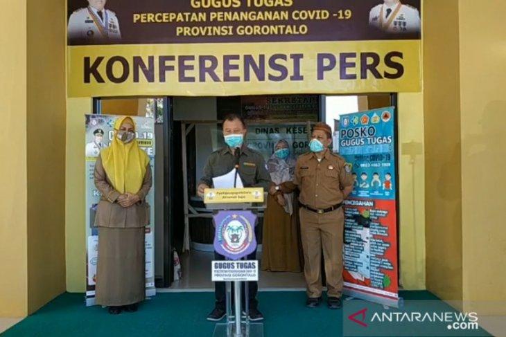 Pasien COVID-19 sembuh di Gorontalo bertambah satu orang