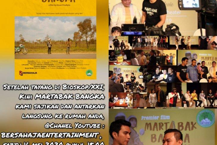 'Martabak Bangka' set for May 16 release on YouTube
