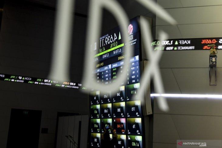 IHSG menguat terangkat  kenaikan bursa saham AS