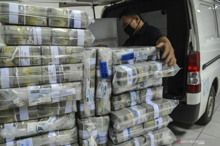 BI sebut uang beredar capai Rp7.198,9 triliun