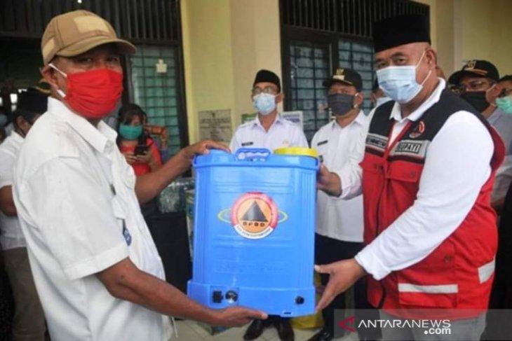 Pemkab Kukar salurkan 2.131 paket sembako di Kecamatan Muara Kaman