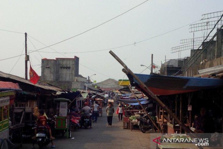 Harga bahan pokok di kota Depok masih stabil