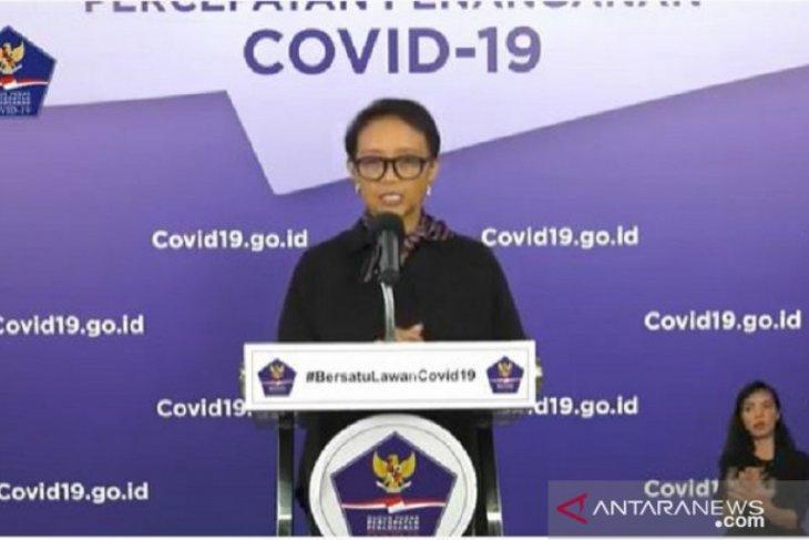 Menlu : 763 WNI dari luar negeri tiba di Indonesia hari ini