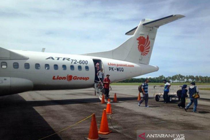 Wings Air dimungkinkan tunda penerbangan hingga 1 Juni ke Meulaboh