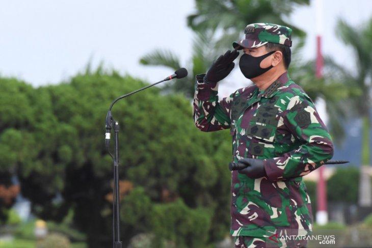TNI-Polri dikerahkan di 4 provinsi untuk disiplinkan masyarakat