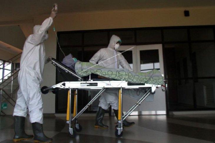 Lima pasien dari Kabupaten  Nganjuk terkonfirmasi positif COVID-19