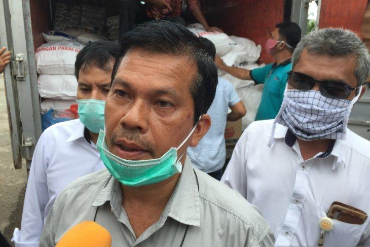 Stok beras di Bulog Aceh capai 20.300 Ton