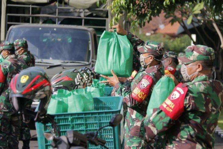 980 personel Kodam IX/Udayana bertugas amankan kepulangan PMI