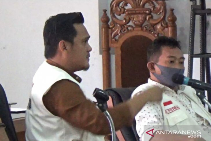 Pansus DPRD Bengkulu Utara gebrak meja, pertanyakan anggaran penanganan pandemi  COVID-19