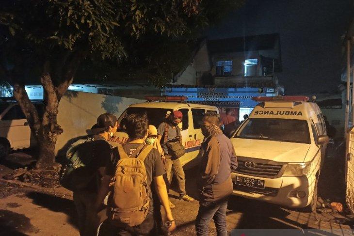 Ini dia identitas tujuh korban meninggal dalam musibah kapal tanker terbakar di Belawan