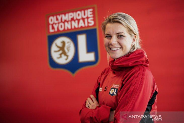 Liga Prancis - Tim putri Olympique Lyon akan dinobatkan sebagai juara Liga Prancis