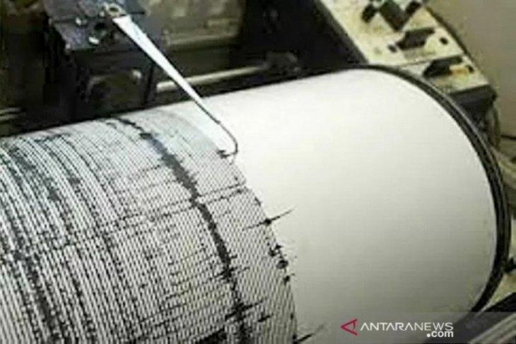 Gempa bumi magnitudo 5 guncang Bolaang Uki Sulawesi Utara