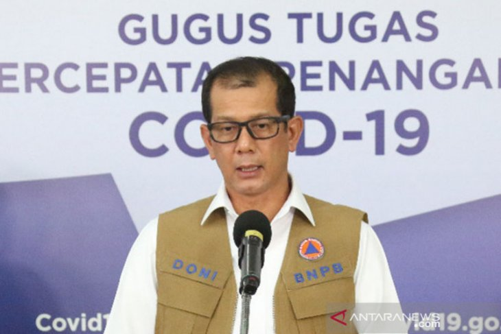 Kepala BNPB respon #IndonesiaTerserah: Tenaga medis  jangan kecewa