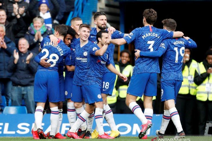 Soal sanksi transfer Chelsea, FA tuntut FIFA ke pengadilan