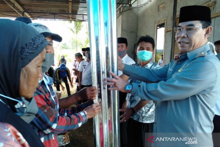Pemkab Rejang Lebong bantu warga korban angin puting beliung