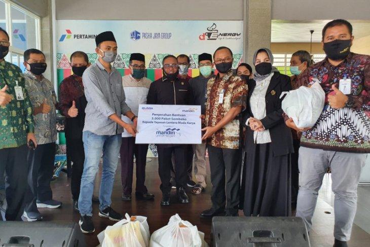 Satuan Tugas BUMN salurkan 5.000 paket sembako di Aceh