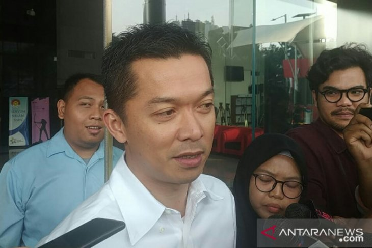 KPK minta Taufik Hidayat lapor jika di Kemenpora banyak koruptor