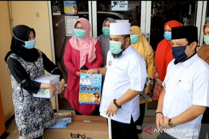 Tenaga medis positif COVID-19 di Bengkulu terus bertambah