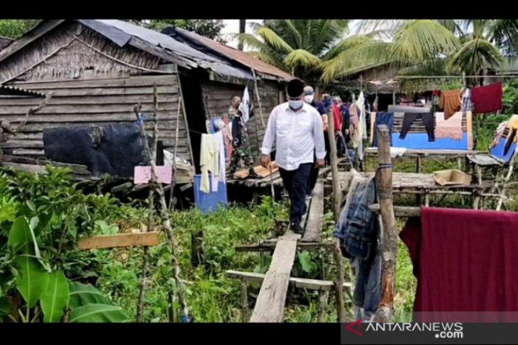 Bupati Kutai Kartanegara Edi Damansyah Masuk Kampung