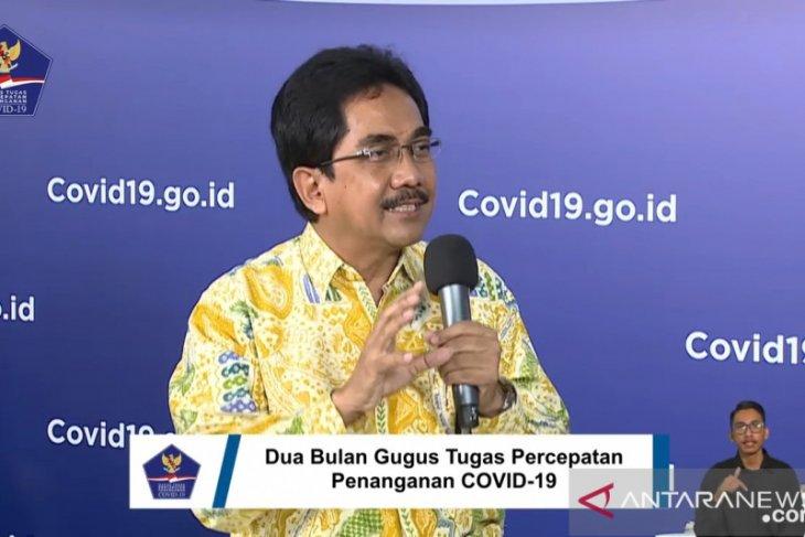 Kementerian Kominfo ajak masyarakat tebarkan pesan positif terkait COVID-19