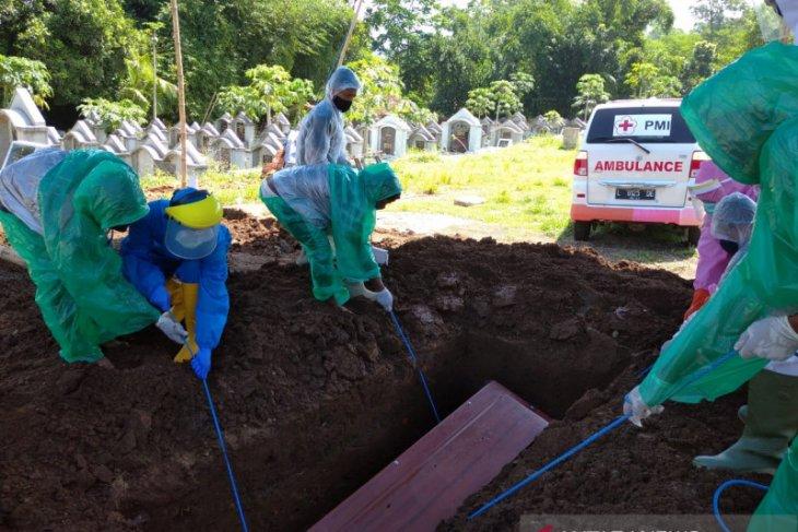 PMI Jember pastikan tidak ada penolakan jenazah COVID-19