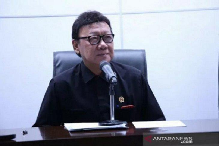 Tjahjo Kumolo : Peleburan lembaga ke kementerian untuk kurangi tumpang tindih