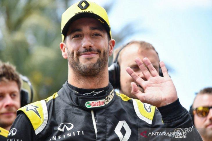 Daniel  Ricciardo ungkap alasan di balik keputusannya pindah ke McLaren