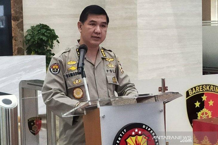 Hingga H+2 Lebaran, 135 napi asimilasi ditangkap polisi