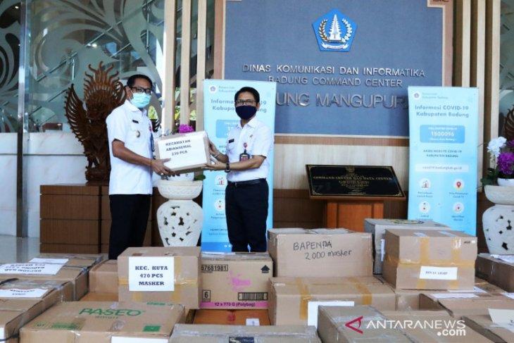 KORPRI Badung bantu 59.017 masker hasil produksi UKM