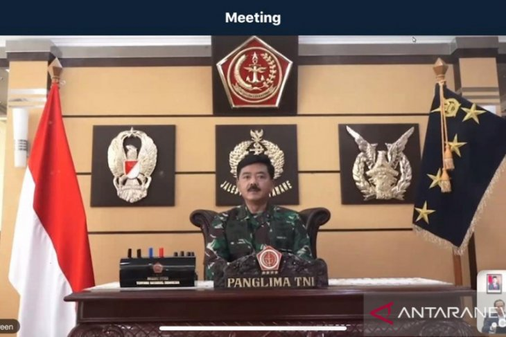 TNI telah lakukan langkah konkrit bantu penanganan COVID-19