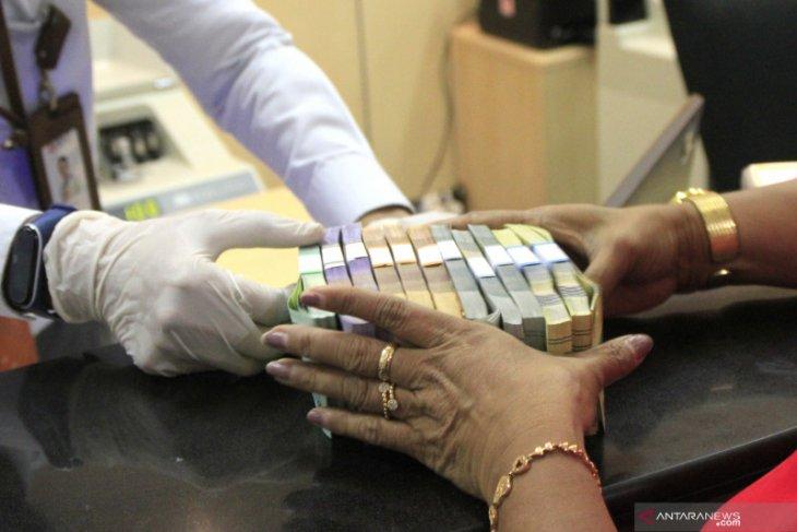 Kas keliling ditiadakan, penukaran uang pecahan di kantor perbankan
