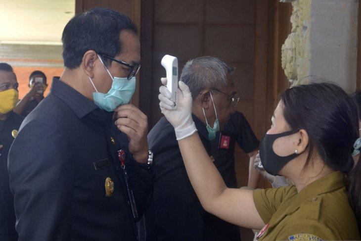 Badung berlakukan karantina bagi pelaku perjalanan luar Bali