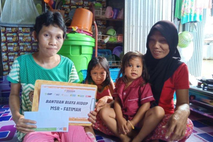 ACT Kalsel bantu warga terdamapak COVID-19