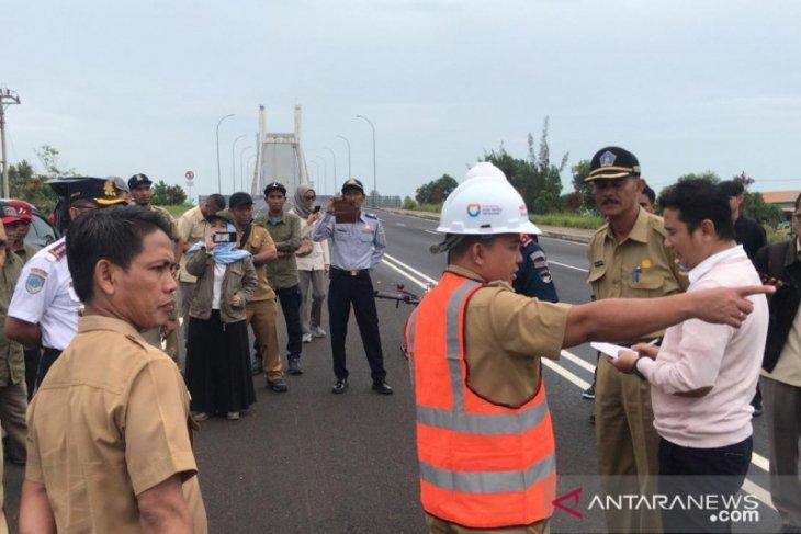Wako Pangklapiang perjuangkan pengembangan Pelabuhan Pangkalbalam di Kementerian Perhubungan