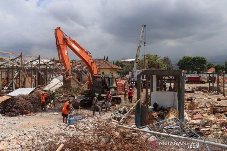 Proyek Pasar Banyuasri-Buleleng mundur hingga April 2021