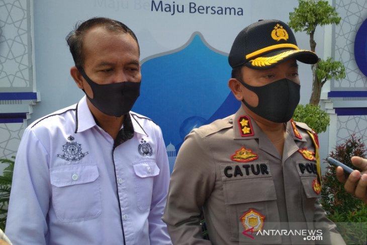 Mencuri uang,  napi asimilasi kembali ditangkap polisi