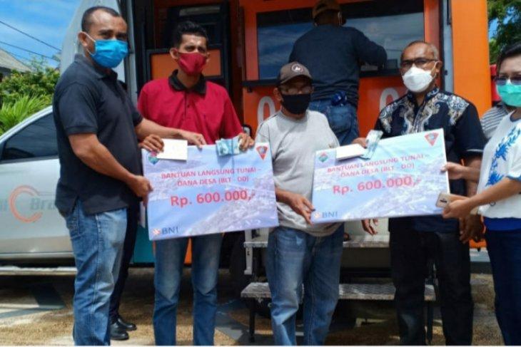 Bantuan Langsung Tunai Dana Desa di Ambon mulai disalurkan