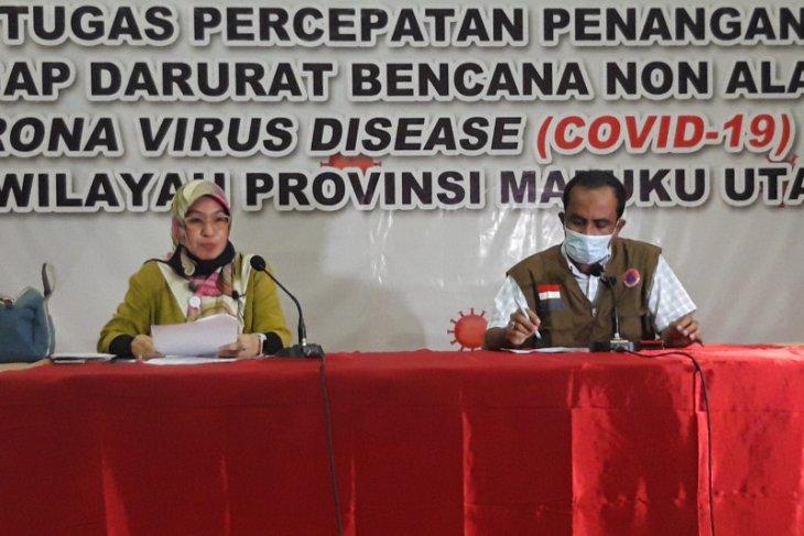 Gugus Tugas  Pasien positif COVID-19 di Malut bertambah tiga orang