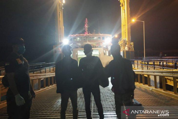 Gugus Tugas COVID-19 perketat pengawasan Pelabuhan Tanjungkalian