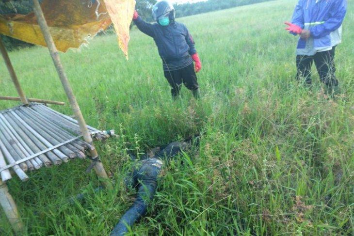 Terkait temuan mayat  di Desa Banyumas Langkat, korban ternyata sudah meninggalkan rumah 10 hari