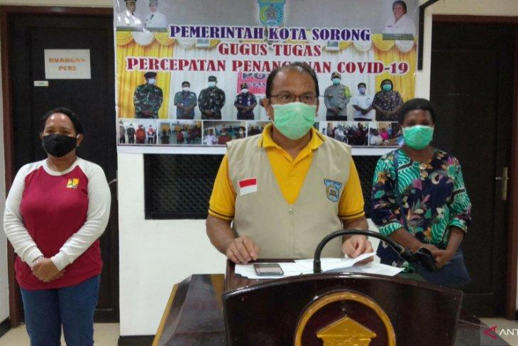 11 Pasien positif baru Kota Sorong delapan orang di kompleks Perikanan
