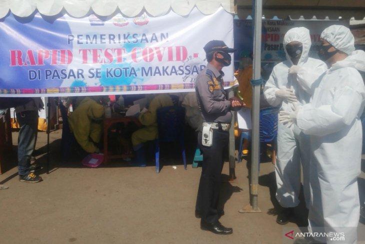 Pasien positif COVID-19 di Kota  Makassar bertambah 19 menjadi 566 orang