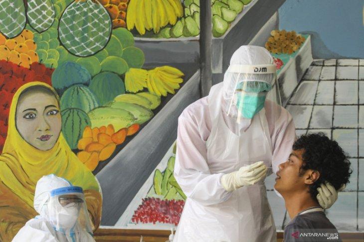 Lab sendiri, Bengkulu targetkan periksa 100 sampel swab per hari