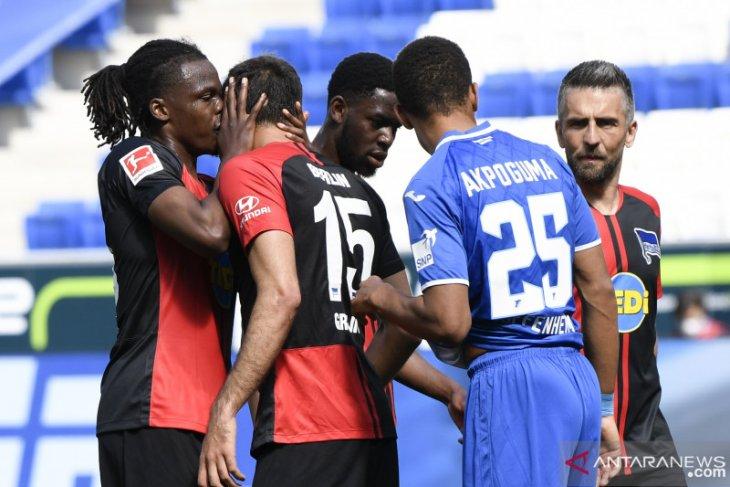 Liga Jerman tidak hukum pemain yang langgar panduan menjaga jarak
