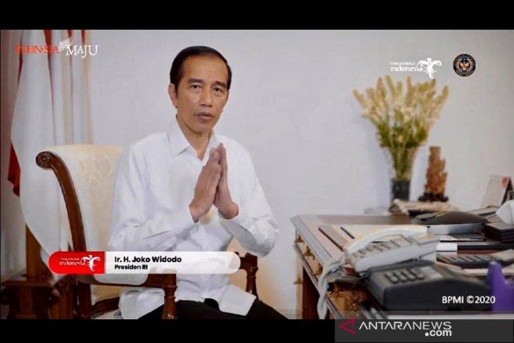 Jokowi: Sinkronisasi data penerima bansos, segera